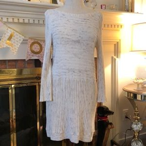 Anthropologie knitted dress by moth size M